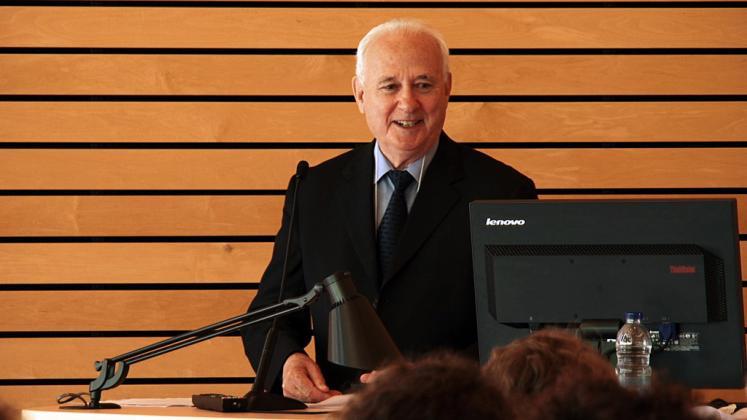 Vidéo : La Convention d'hier à aujourd'hui : allocution d'Ivan Bernier