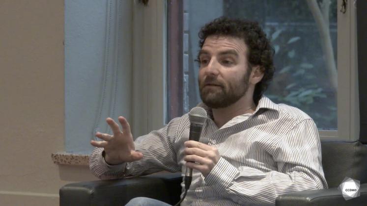 Vidéo : Échange avec l'auteur Akos Verboczy