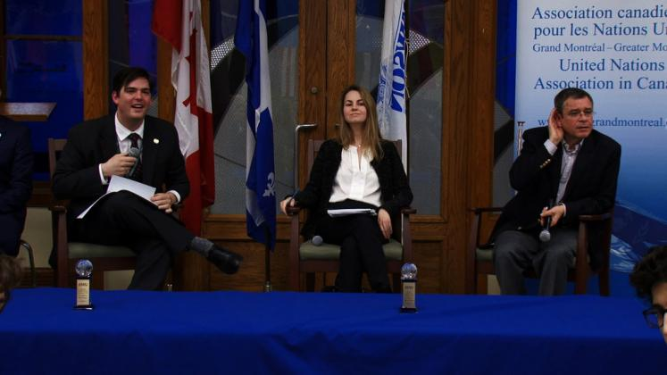 Vidéo : Getting Involved in International Affairs: Two Concrete Examples - Private Arbitration, Institutional Negotiations