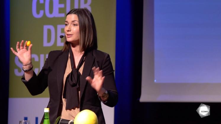 Vidéo : Suprêmes agrumes!