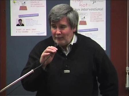 Vidéo : Les paramètres d'intervention pour la réussite scolaire en milieu collégial