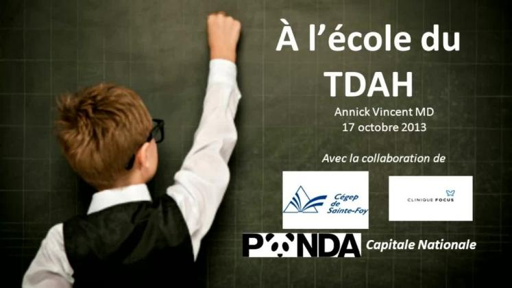 Vidéo : À l'école du TDAH : 1